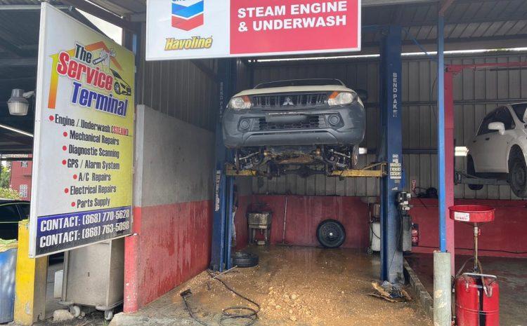 Engine Clean & Underwash